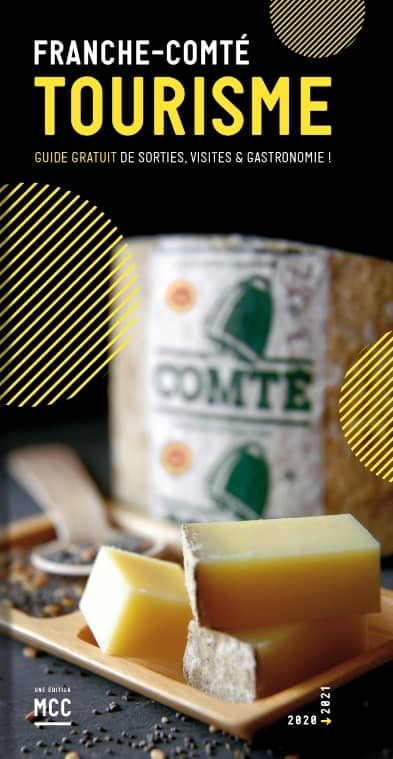 Guide Franche-Comté Tourisme